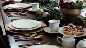 FORMAL CHRISTMAS TEA PARTY