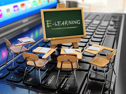 bigstock-E-learning-concept-Schooldesk-9