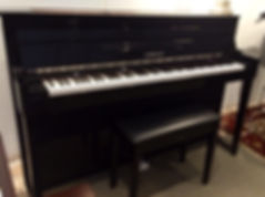Yamaha Hybrid Piano, AvantGrand, Hybrid Piano, Digital Piano, Whitesel Music, Yamaha NU1