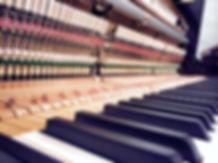Baldwin Piano Action Piano Appraisal Whitesel Music