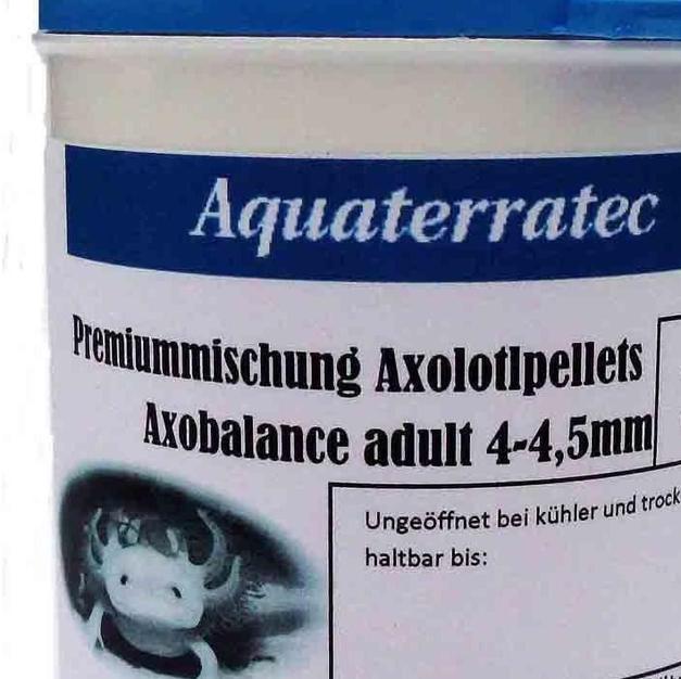 Pellets aquaterratec 4/5mm en 500 ml / 12,80€