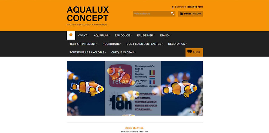 aqualux concept partenaire axolotls et cie