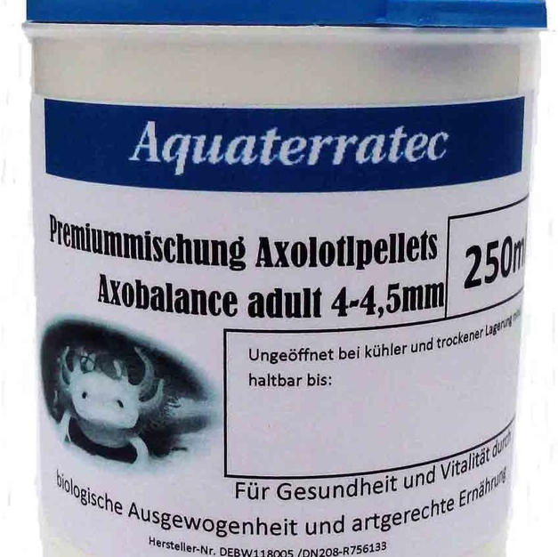 Pellets aquaterratec 4/5mm en 250 ml / 6,90€