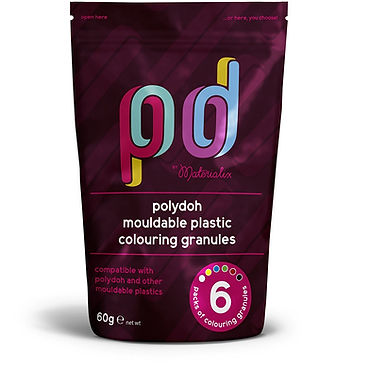 colorant plastique moulable