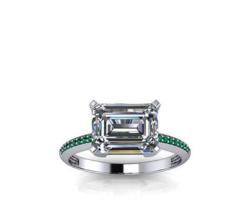 Guide to diamond shape before you design your own diamond ring