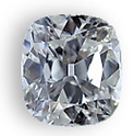 Cushion shaped diamond for your custom ring