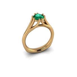 EMERALD SOLITAIRE