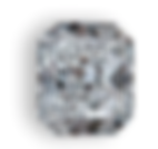 Radiant shaped diamond for your custom ring