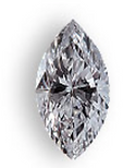 Marquise shaped diamond for your custom ring