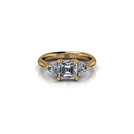 TRIO DIAMOND RING