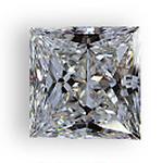 Princess diamond for your custom ring