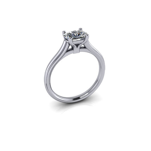 CLASSIC SOILITAIRE RING