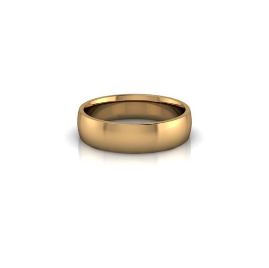 MEN'S WIDE WEDDING BAND