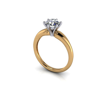 CLASSIC SOLITAIRE RING