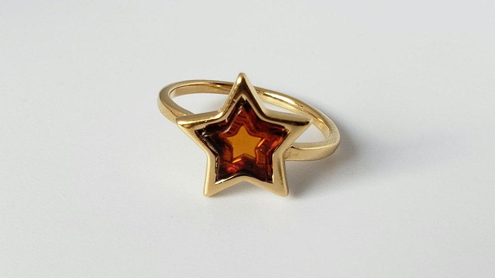 Anillo Star O