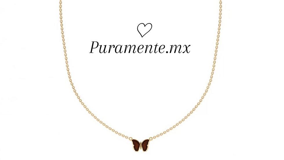 Collar 1Mariposa C