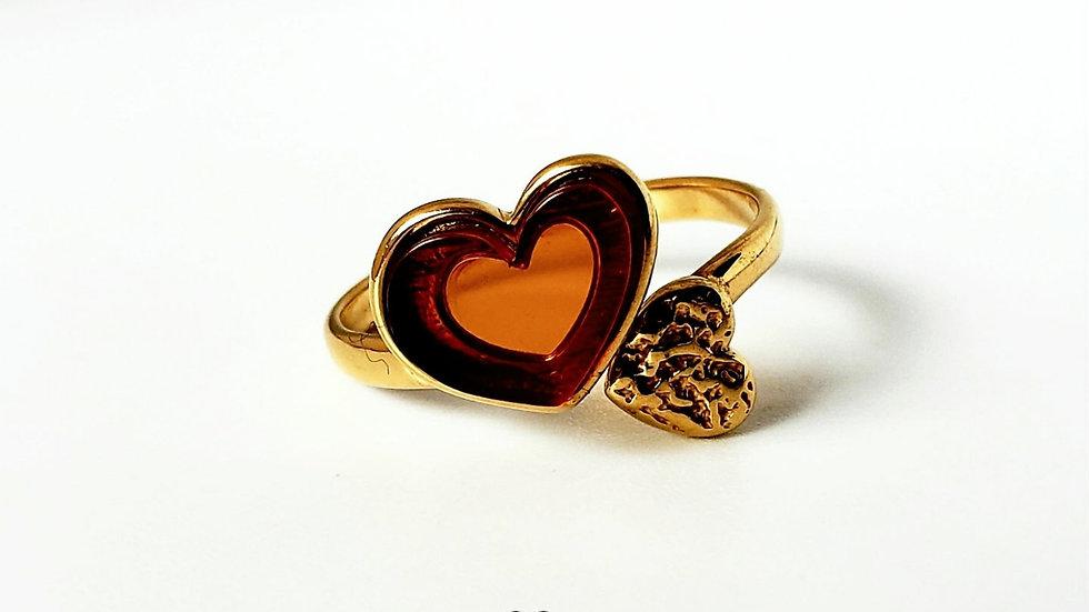 Anillo Heart 2MZ