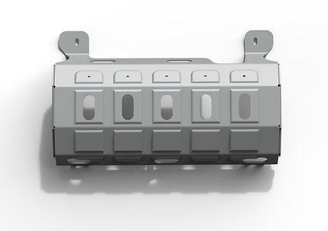 BLINDAGE ECHAPPEMENT RIVAL Wrangler JK/JKU 3.6  (port inclus)