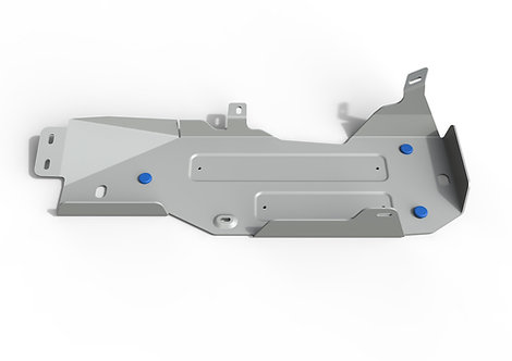 BLINDAGE RESERVOIR RIVAL Wrangler JK réservoir 3.6/3.8 (port inclus)