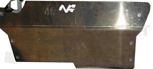 SKI AV Wrangler JK 8mm (port inclus)