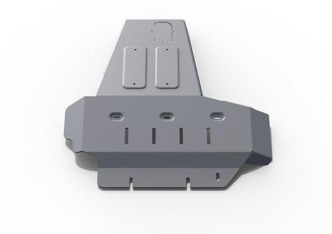 BLINDAGE RIVAL Wrangler JK/JKU 2.8 moteur/BV  (port inclus)