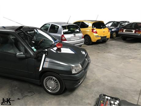 Parc véhicules collection