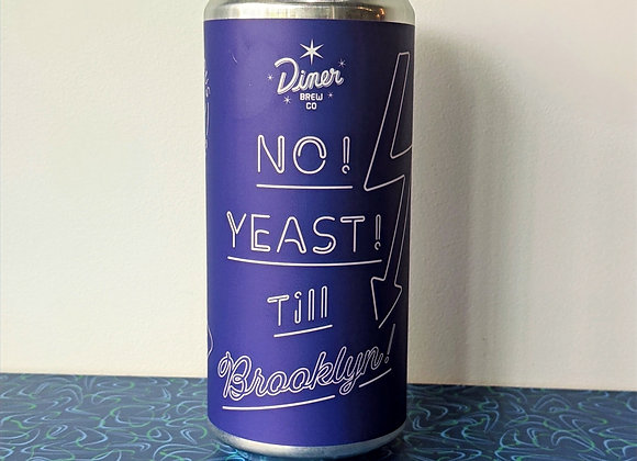 No Yeast Till Brooklyn 16oz Can 4 Pack