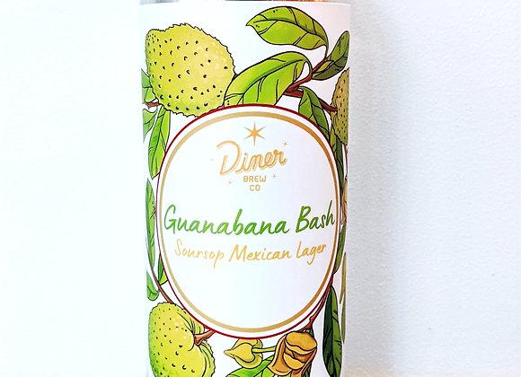 Guanabana Bash 16oz Can 4 Pack