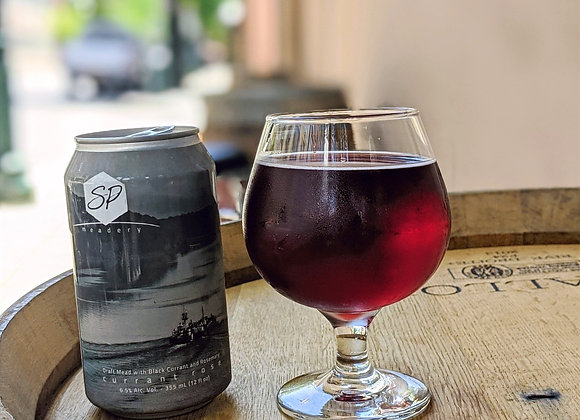 Slate Point Meadery Current Rose Mead 12oz Can