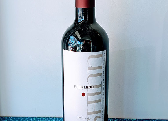 Shinn Estate Red Blend Bottle