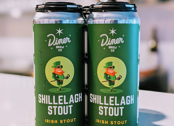 Shillelagh Stout 16oz Can 4 Pack