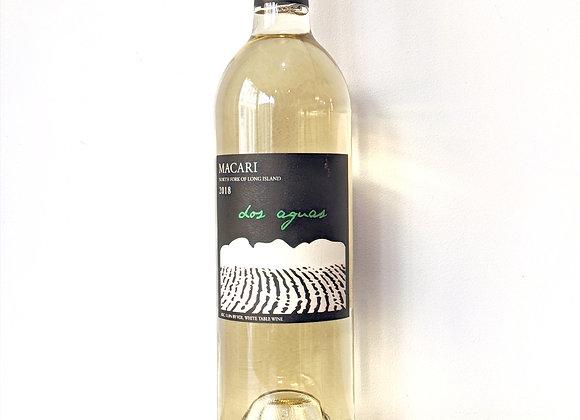 Macari Dos Aguas White Bottle