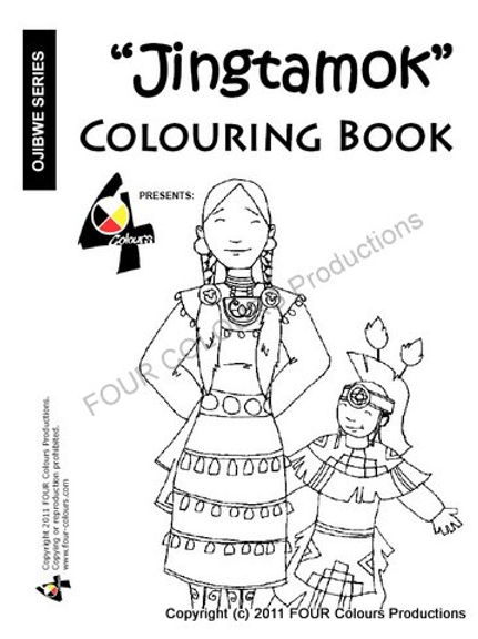 Coloring Book - Jiingtamok