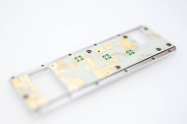 Radio Frequency Ceramic PCB
