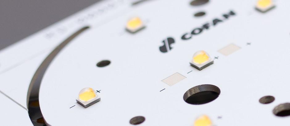 Improved UVC LEDs with COFAN Super Pillar™ Technology