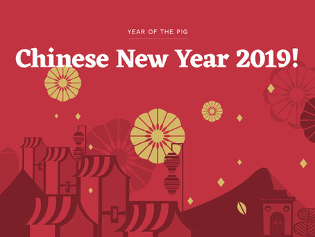COFAN Wishes You A Happy Chinese New year!