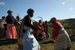 Dancing the Circumcision Ceremony I
