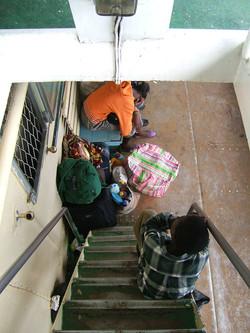 Stairwell, Ilala