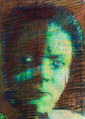 limited edition print, portrait