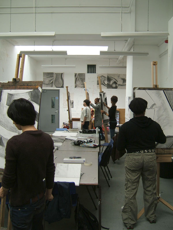 Observational Drawing module