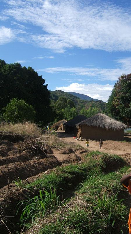 Ruarwe Village