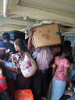 Ilala: passengers