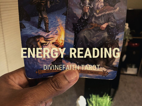 The Divine Brew: Weekly Energy Reading.