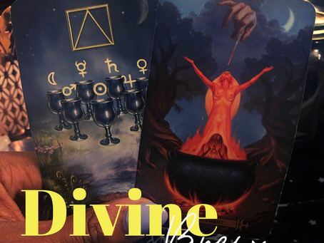 The Divine Brew: Let it Go and Let it Be