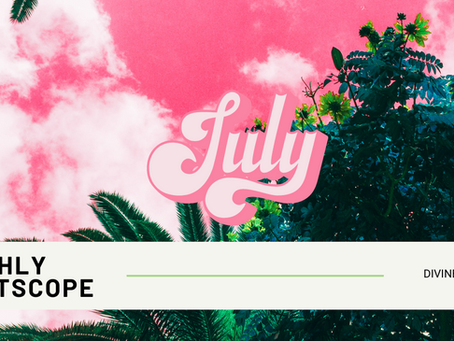 July Monthly Tarotscopes: Unexpected Changes