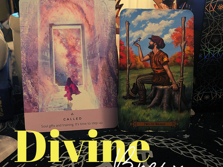 The Divine Brew Oct. 5: You Know Which Door To Choose