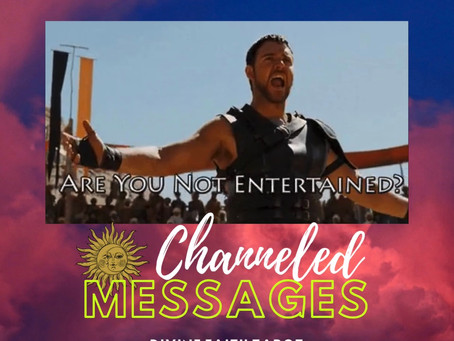 Channeled Messages Feb 22-24