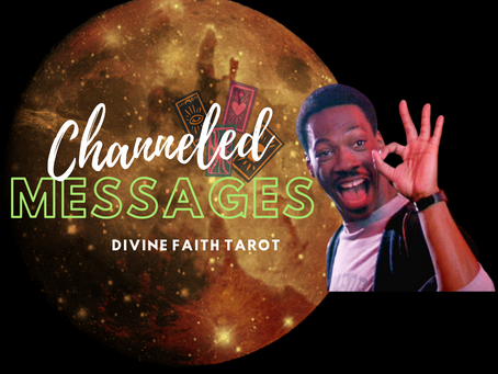 Channeled Messages for Nov 22-24