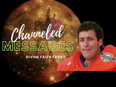 Channeled Messages Dec 18-20