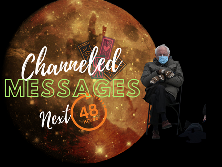 Channeled Messages 23-25